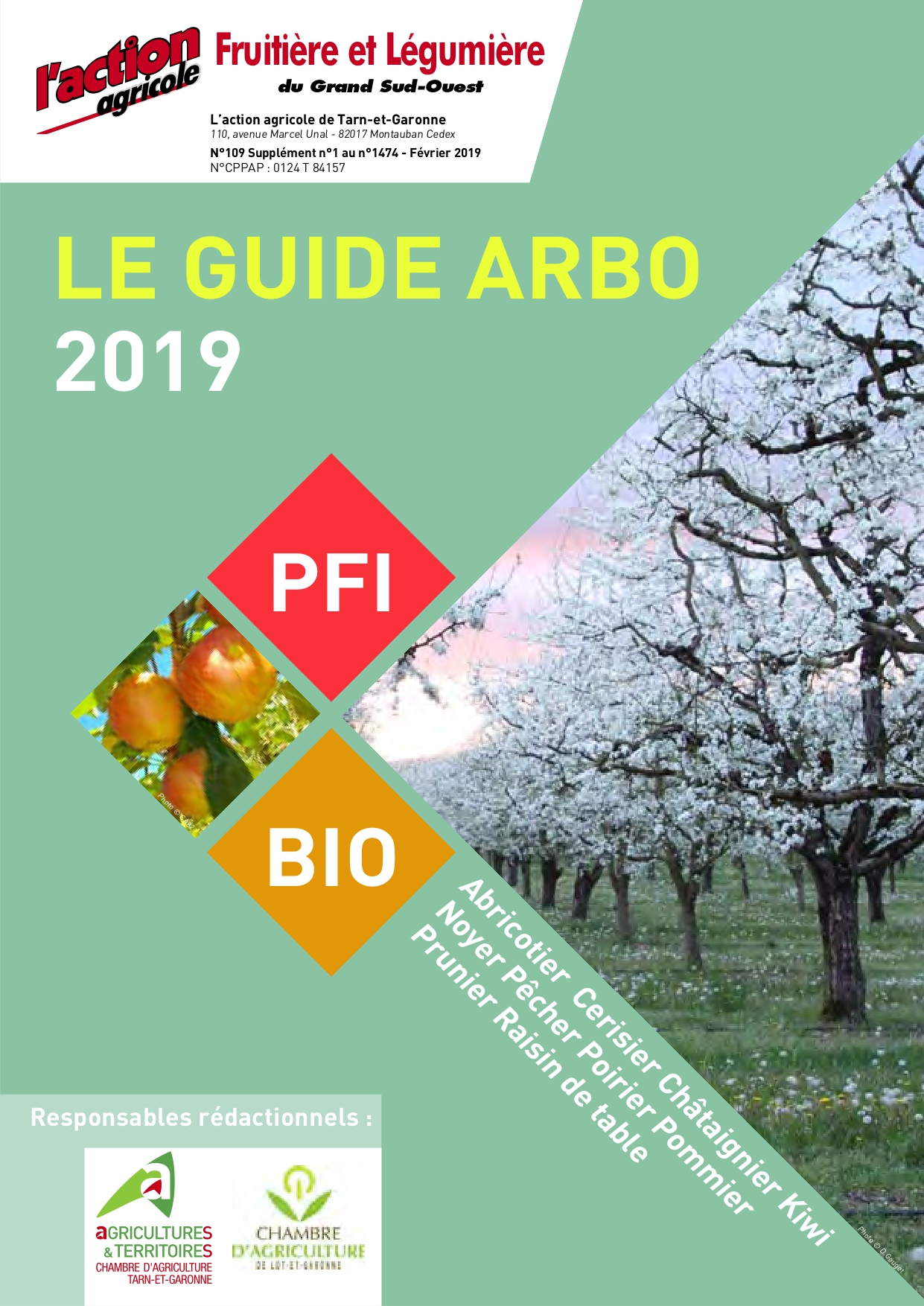 COUVERTURE GUIDE ARBO