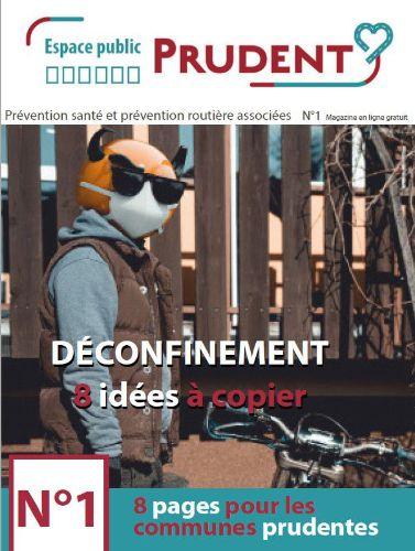 Magazine en ligne Espace public prudent